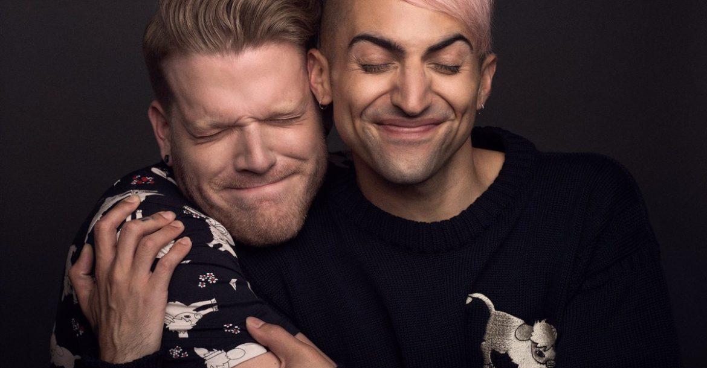 pentatonix Scott en Mitchell dating Hoe te beginnen met een dating service website